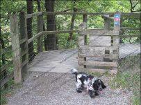 Keswick Railway Footpath