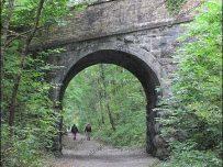 Keswick Railway Footpath tunnel