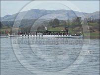 Tern - Pleasure steamer on Windermere