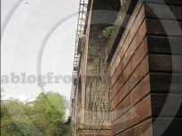 Wetheral viaduct repairs