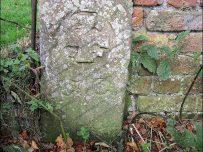Carlisle City marker post