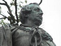 Earl of Carlisle, monument overlooking Brampton