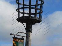 Fire beacon in Great Orton