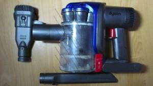 DC35 Multi Floor vacuum cleaner