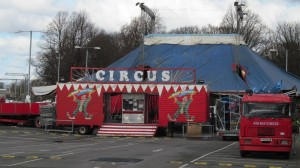 Big Kid circus in Carlisle