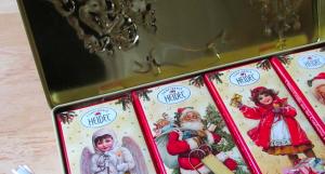 Confiserie Heidel chocolate bars