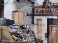 Piece by piece - Pedestrian Arms, Carlisle