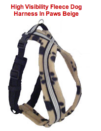 Cosy Dogs Fleece Harness